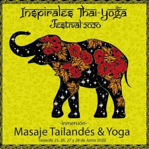 Inspirales Thai Yoga Festival 2020
